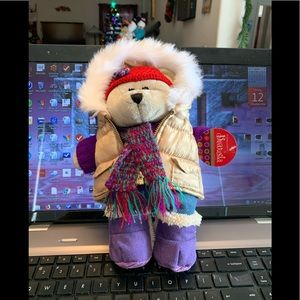 52nd Edition Starbucks Bearista Bear